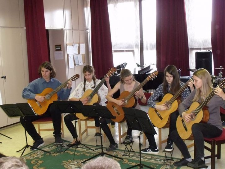 Gitár koncert